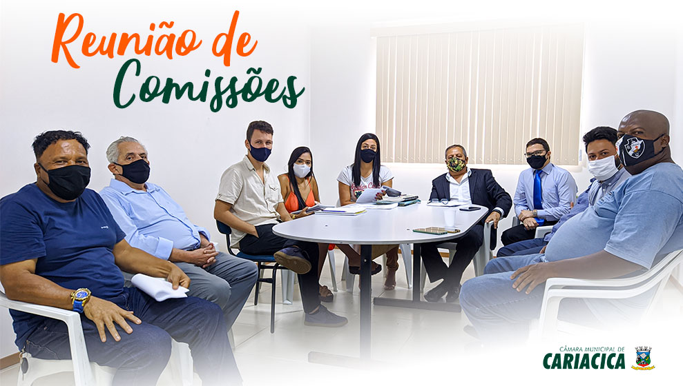 Reunião de comissões