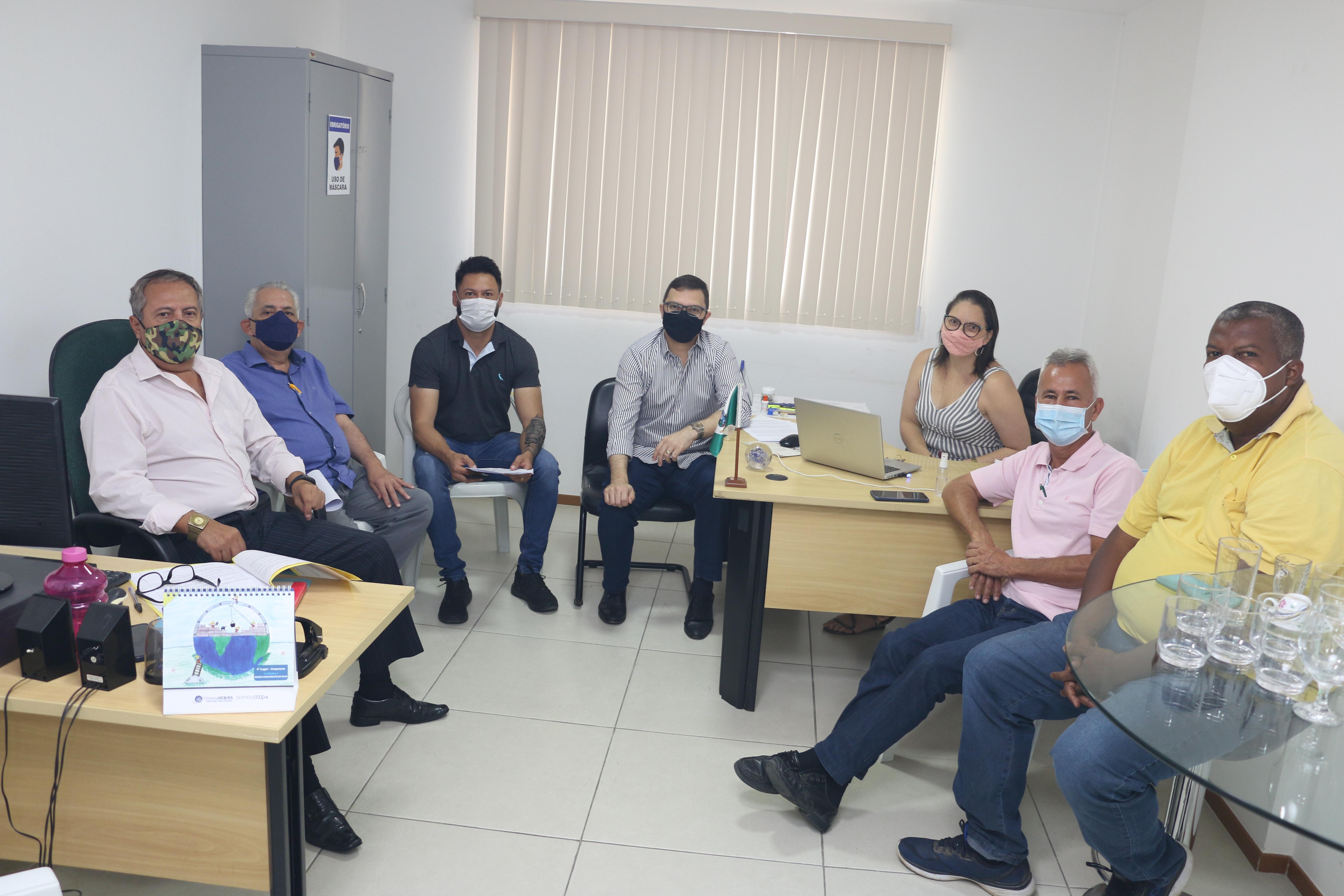 COMISSÃO DE JUSTIÇA ANALISA LEGALIDADE DE PROJETO DE LEI DO EXECUTIVO