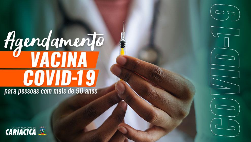 Agendamento de Vacinação em Cariacica